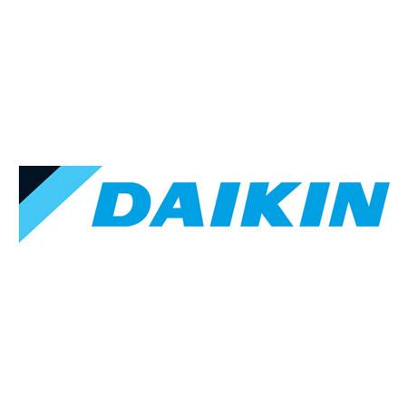Daikins logga horisontella varianten.