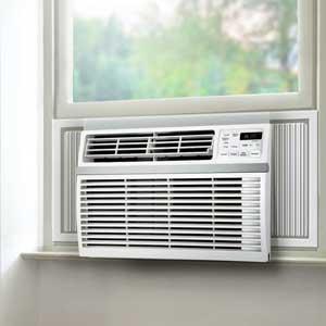 Fönster-modeller luftkonditionering