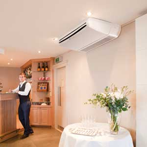 Takmodeller luftkonditionering