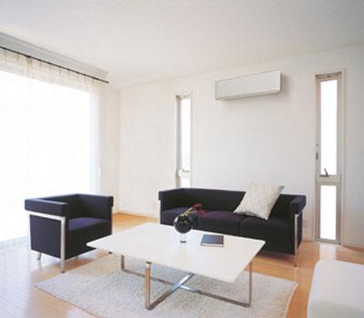 Luftkonditionering i bostaden