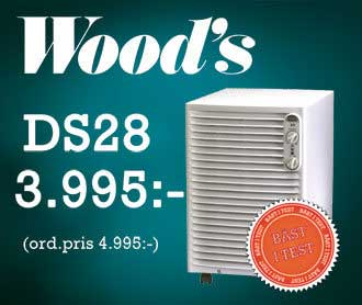 Woods DS28 kampanj