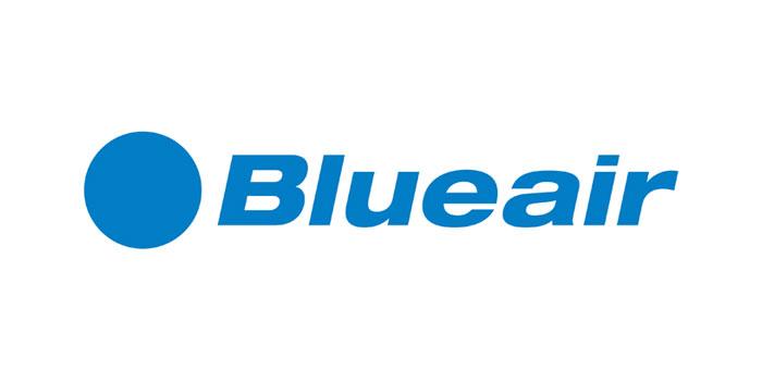 Blueair luftrenare med HepaSilent filterteknik