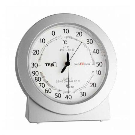 Precisions termo-/hygrometer