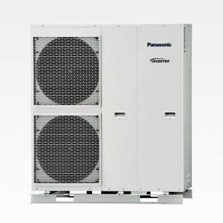 Aquarea WH-MXC12G9E8 Panasonic luft-vatten värmepump