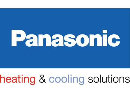 Panasonic heating & cooling solutions logga.