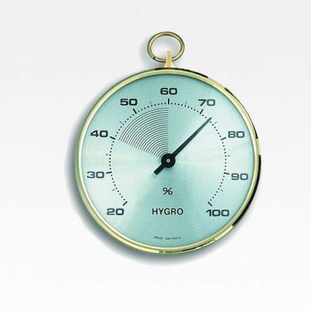 Hygrometer analog för inomhusbruk.