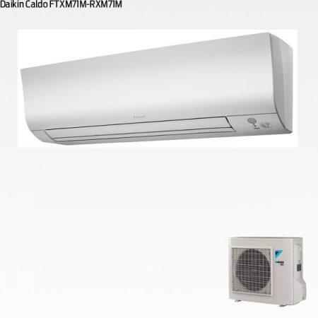 Daikin FTXM71M-RXM71M Caldo R med R32