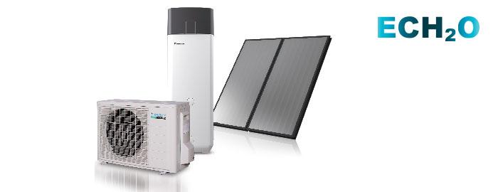 Värmepumpsberedare för billigare varmvatten