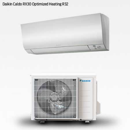 Daikin Caldo XR30 Optimised Heating R32