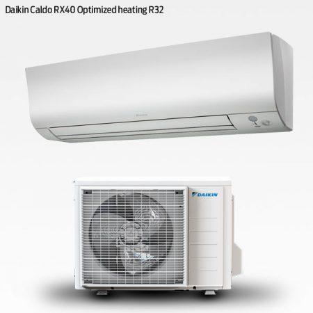Daikin Caldo XR40 Optimised Heating R32
