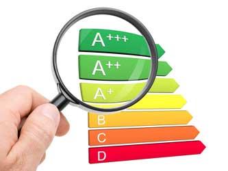 Energimärkning A+++