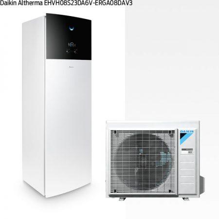 Daikin EHVH08S23DAV6-ERGA08DAV3