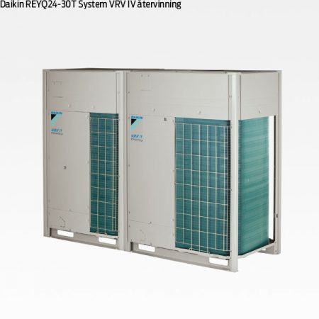 Daikin REYQ24-30T VRV IV värmeåtervinning