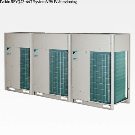 Daikin REYQ42-44T VRV IV värmeåtervinning