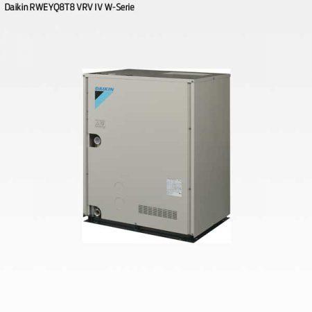 Daikin RWEYQ8T8 VRV IV W-serie vattenkyld