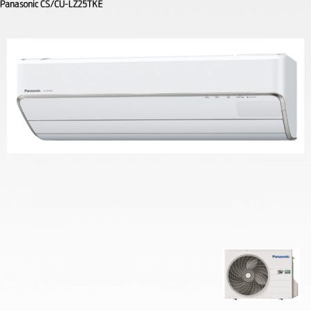 Panasonic LZ25TKE Retro Fit 249 R32