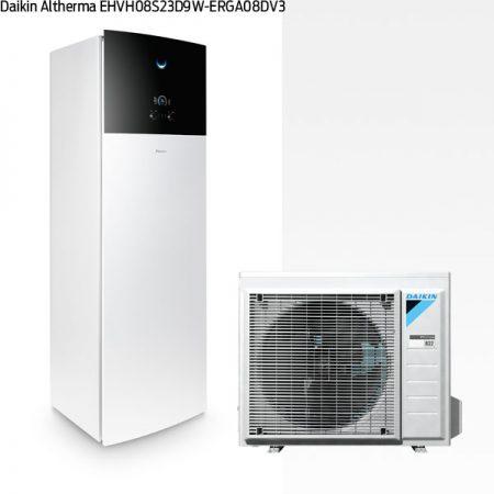 Daikin EHVH08S23D9W-ERGA08DV3 Altherma