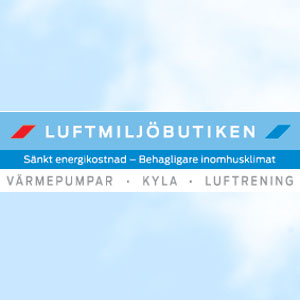 Luftmiljöbutiken i Stockholm AB