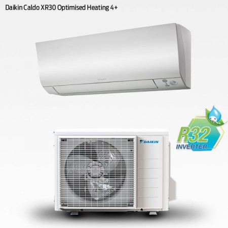 Daikin Caldo XR30 Optimised Heating 4+ med R32