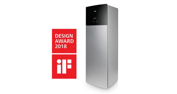 iF Design Award 2018 till Altherma 3