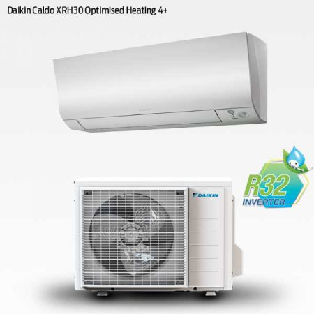 Daikin Caldo XRH30 Optimised Heating 4+