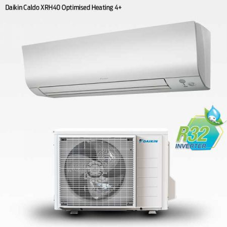 Daikin Caldo XRH40 Optimised Heating 4+