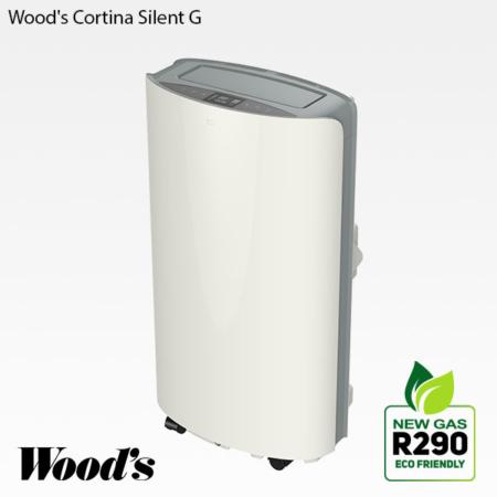Woods Cortina Silent G luftkonditionering med R290